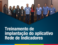Workshop Rede de Indicadores