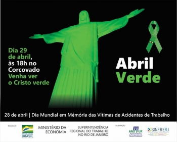 Abril Verde no Corcovado